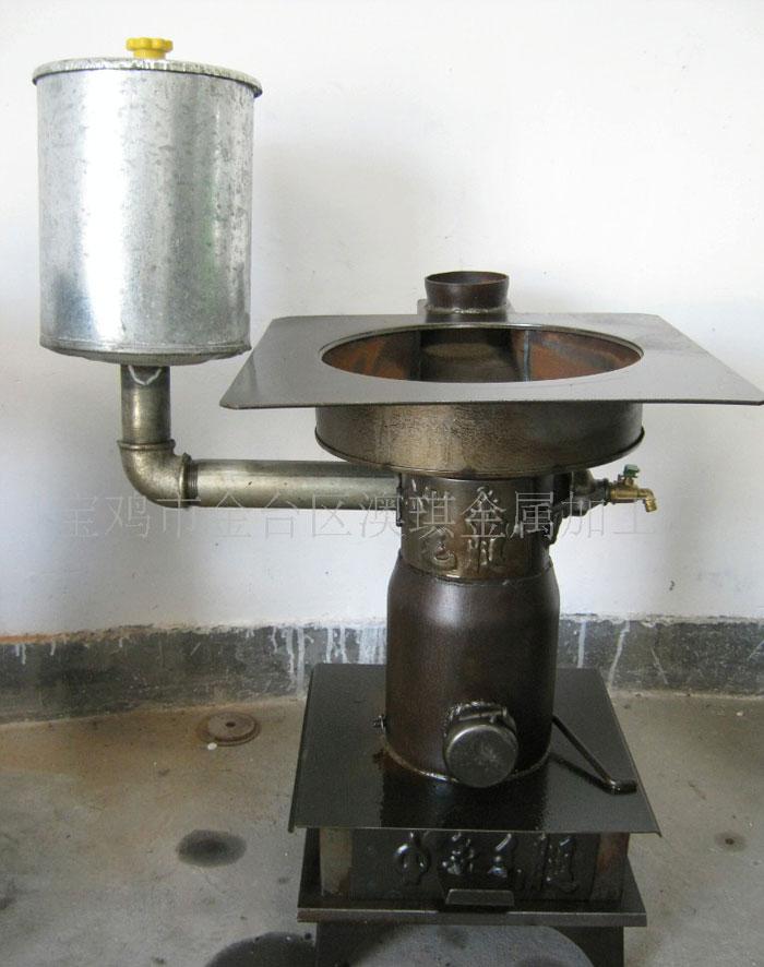 家用燃煤取暖炉子设计